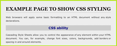 have_css